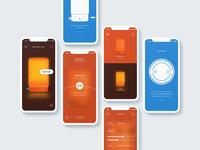 Suzy Snooze - Mobile screens