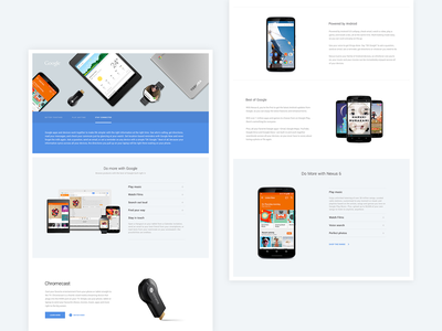 Google Retail product agile studio service content productdesign ux ui design retail platform google