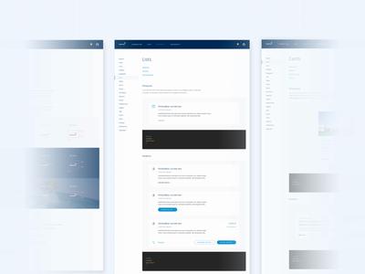 Inmarsat design system product design ui  ux design open source ui design