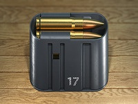 Ammo Magazine Icon