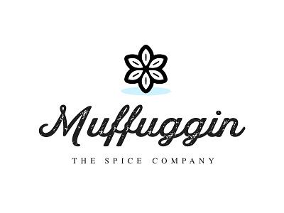 The Muffuggin Spice Company Concept animation typography icon design ux vector illustration ui brand concept logo