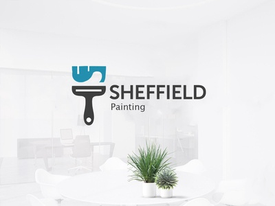 Sheffield Paintings Logo logo paintings sheffield