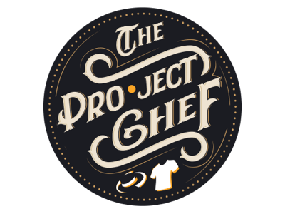 The Project chef logo project chef
