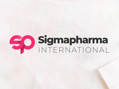 Sigmapharma International Pharmaceutical Logo pharmacy pharma sigma mecial mecial