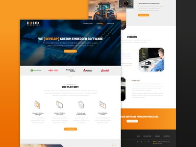 Codek Foundries :: Homepage