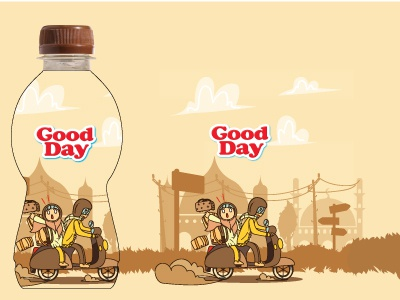 Good Day Packaging contest 1