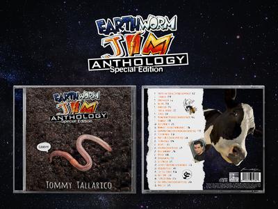Earthworm Jim Anthology – Special Edition video games live game boy sega nintendo soundtrack music tommy tallarico doug tennapel earthworm jim