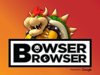 Nintendo Switch | Bowser Browser