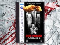 Die Hard Arcade | Alternate Logo & Cover Concept