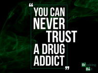 Breaking Bad Quote Card