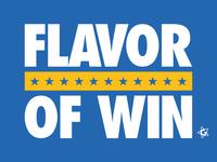 Flavor of Win | Graphic Tee