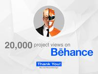 A Behance Thank You!