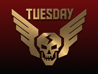 M. Bison - Tuesday