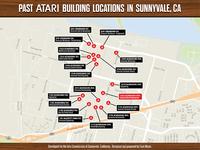 Atari | Historic Location Map