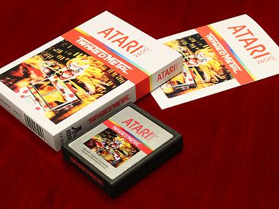 Twisted Metal | Atari 2600 david jaffe retro playstation sweet tooth twisted metal atari
