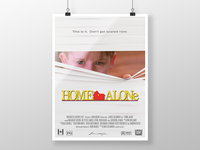 'Home Alone' Alternate Theatrical Poster Concept