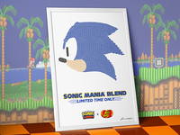Sonic Mania x Jelly Belly