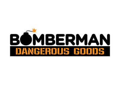 'Bomberman: Dangerous Goods'  Logo Concept