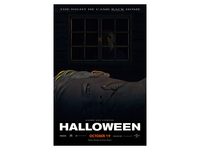 'Halloween' 2018 Alternate Poster