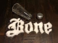 Bone Thugs-N-Harmony (logo in salt)