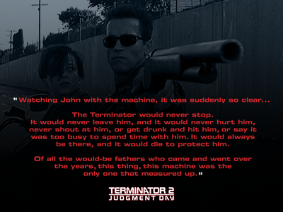 Terminator 2: Father's Day