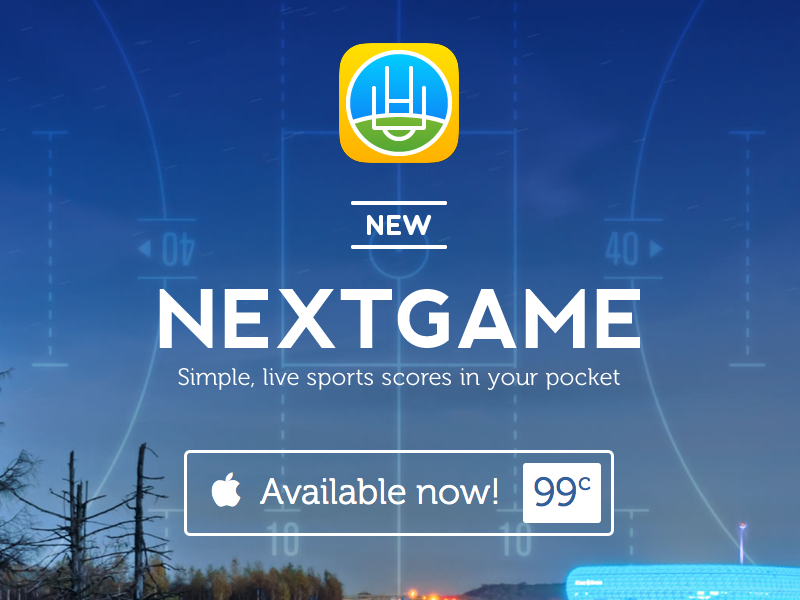 Nextgaem available now