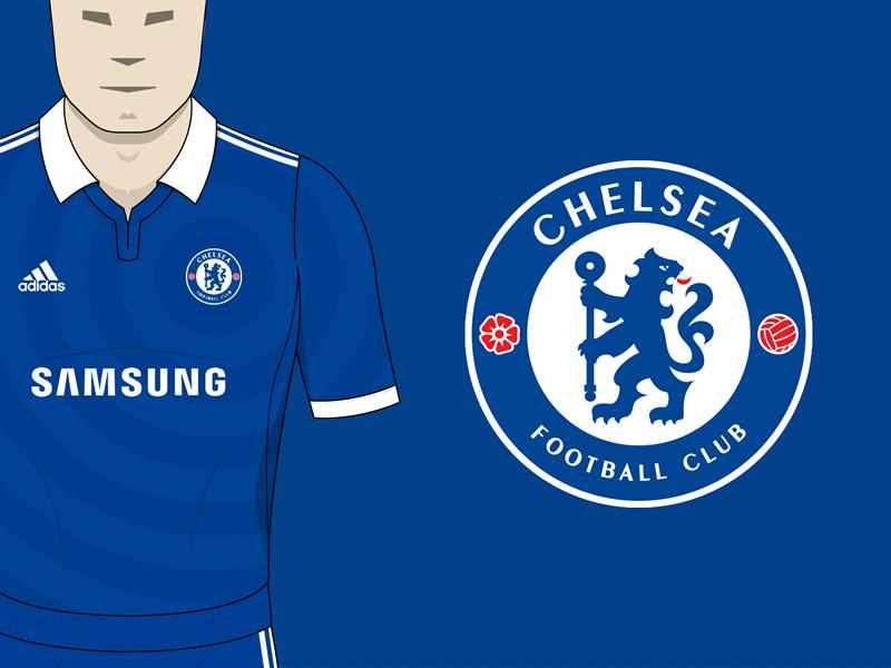 Chelsea FC by Dean Robinson on Dribbble