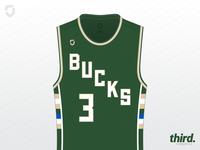 Milwaukee Bucks - #maymadness Day 17