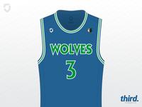 Minnesota Timberwolves - #maymadness Day 18