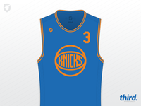 New York Knicks - #maymadness Day 20