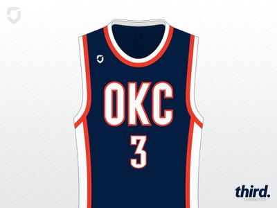 Oklahoma City Thunder - #maymadness Day 21 oklahoma city thunder jersey maymadness basketball nba