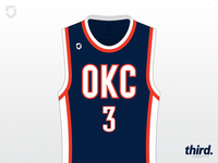 Oklahoma City Thunder - #maymadness Day 21