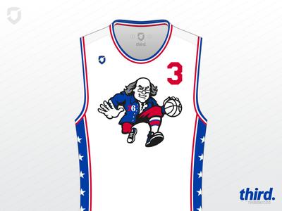 Philadelphia 76ers - #maymadness Day 23 philadelphia 76ers jersey maymadness basketball nba