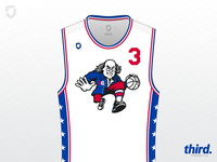 Philadelphia 76ers - #maymadness Day 23