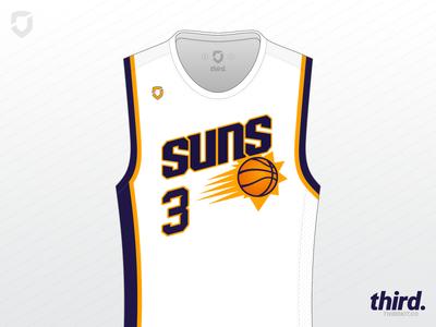 Phoenix Suns - #maymadness Day 24 phoenix suns jersey maymadness basketball nba