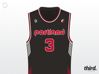Portland Trail Blazers - #maymadness Day 25