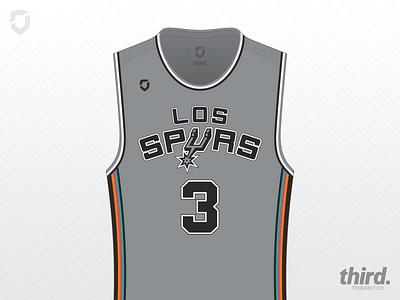 San Antonio Spurs - #maymadness Day 27 san antonio spurs jersey maymadness basketball nba