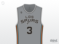 San Antonio Spurs - #maymadness Day 27