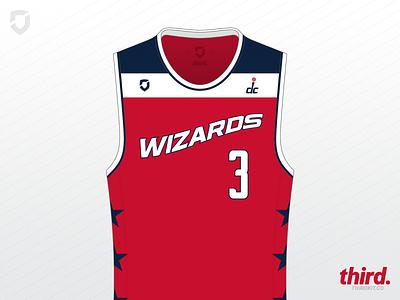 Washington Wizards - #maymadness Day 30 washington wizards jersey maymadness basketball nba