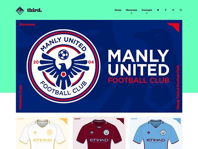 third. sports kit third design web