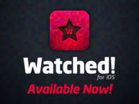 Watched! - Available NOW!