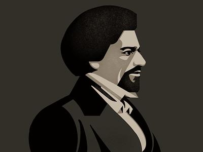 Frederick Douglass frederick douglass protest peaceful procreate ipadpro