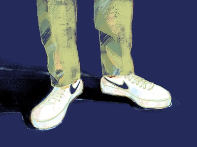 New shoes procreate illustration new nike sneakerhead sneakers shoes
