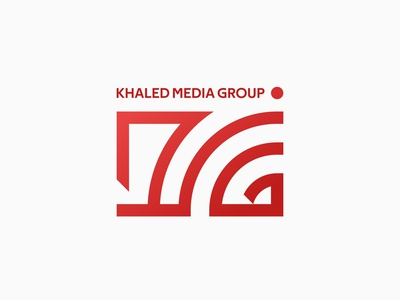 Khaled Media Group Arabic Logotype flatlogo logodesign logoideas logomuslim calligraphydesign arabiccalligrapher logoarabic islamiclogo islamicart arabiclogotype arabicmoderncalligraphy moderncalligraphy arabiclettering arabictypography arabiccalligraphy logodesigner logos arabicart arabiclogos arabiclogo