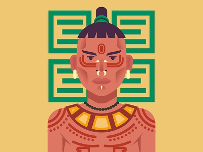 The Maya person primitive amazonian america tradition male ethnic culture traditional human american people native indigenous the mayans mayans maya
