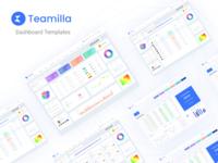 Teamilla Dashboard Templates
