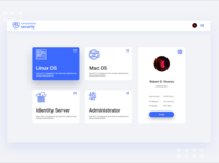 API security module Dashboard