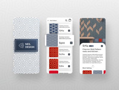 Wall Tiles Collection Apps Design interaction uiux website concept uidesign trendy popular design dribbble best shot apps screen covid-19 website apps design.interaction apps design