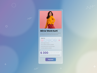 Fashion App - Mobile Design Concept concepts ui ux design ui design ui trend fashion app booking app app design app interface illustrator branding website android app ios app i application design design