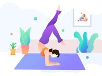 Illustrations_ Yoga